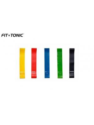 Ensemble de bandes élastiques - TechDance