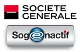 Logo Sogenactif et société générale