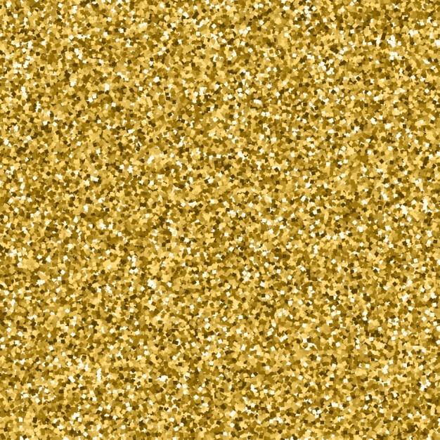 Gold pailleté